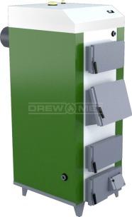 Твердотопливный котел Drewmet MJ-1 48 кВт. Фото 2
