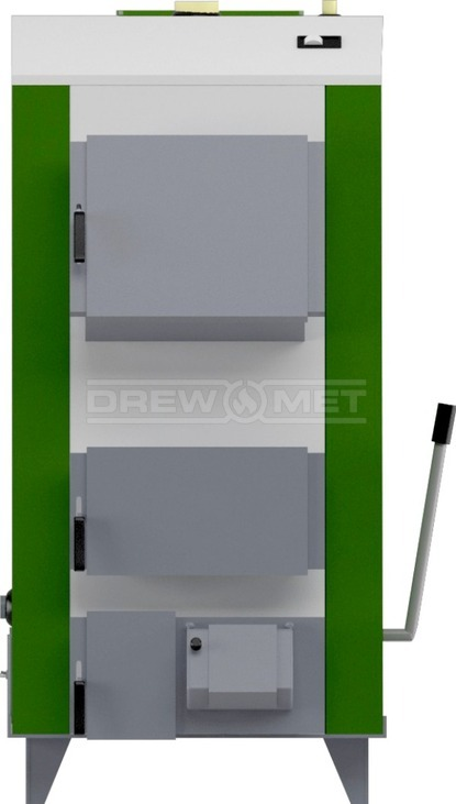 Твердотопливный котел Drewmet MJ-2 24 кВт. Фото 3