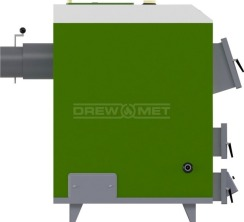 Твердотопливный котел Drewmet MJ-2 24 кВт. Фото 2