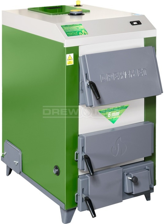 Твердотопливный котел Drewmet MJ-2 28 кВт