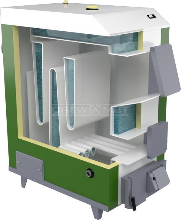 Твердопаливний котел Drewmet MJ-2 28 кВт. Фото 4