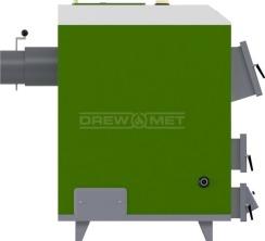Твердотопливный котел Drewmet MJ-2 28 кВт. Фото 2