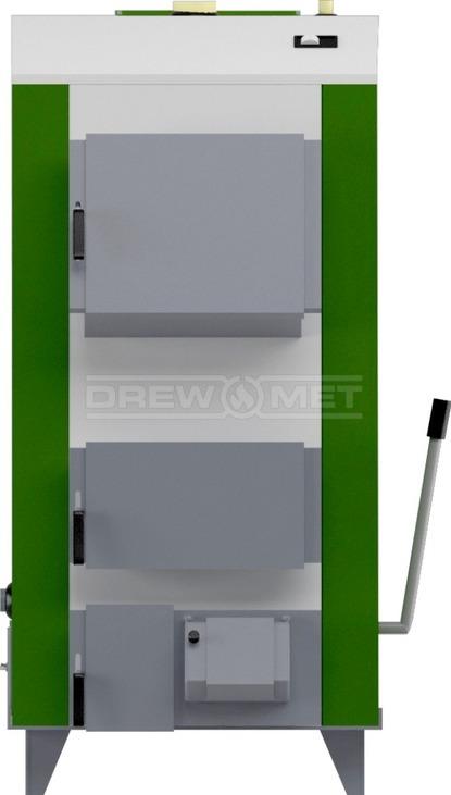 Твердотопливный котел Drewmet MJ-2 35 кВт. Фото 3
