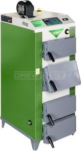 Твердотопливный котел Drewmet MJ-1NM 20 кВт