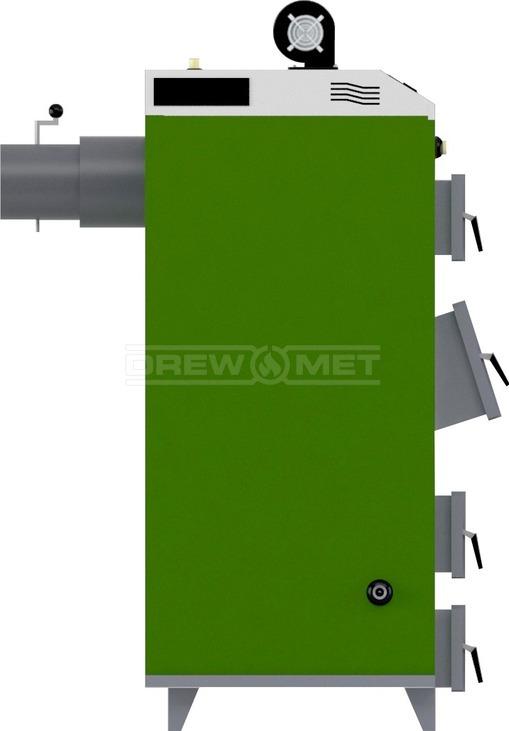 Твердотопливный котел Drewmet MJ-1NM 24 кВт. Фото 4