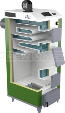 Твердопаливний котел Drewmet MJ-1NM 28 кВт. Фото 5