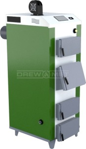 Твердотопливный котел Drewmet MJ-1NM 35 кВт. Фото 2