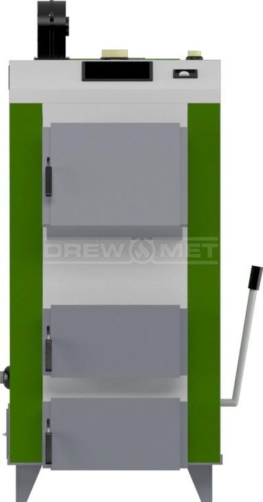 Твердотопливный котел Drewmet MJ-3 17 кВт. Фото 4