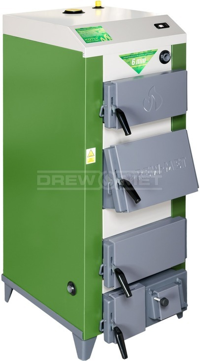 Твердопаливний котел Drewmet MJ-1 17 кВт