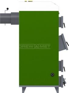 Твердотопливный котел Drewmet MJ-1 17 кВт. Фото 4