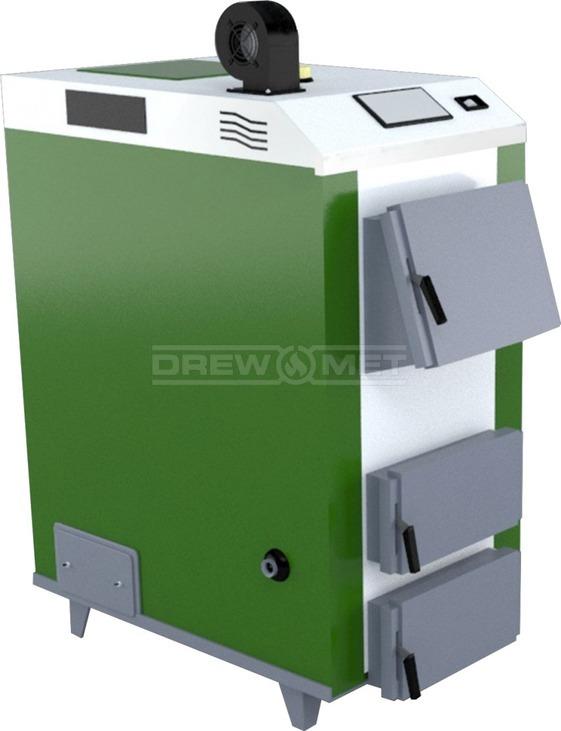 Твердотопливный котел Drewmet MJ-3 28 кВт. Фото 2