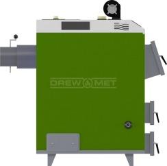 Твердотопливный котел Drewmet MJ-3 48 кВт. Фото 3