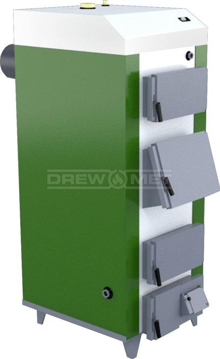 Твердотопливный котел Drewmet MJ-1 20 кВт. Фото 2