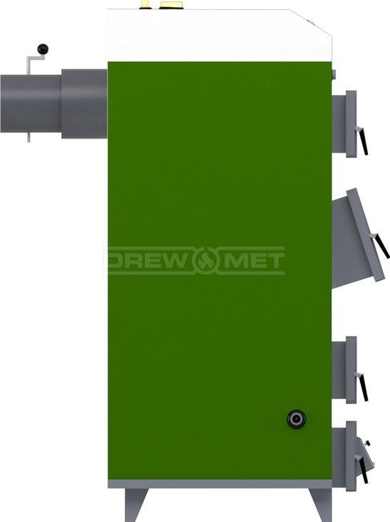 Твердотопливный котел Drewmet MJ-1 20 кВт. Фото 4