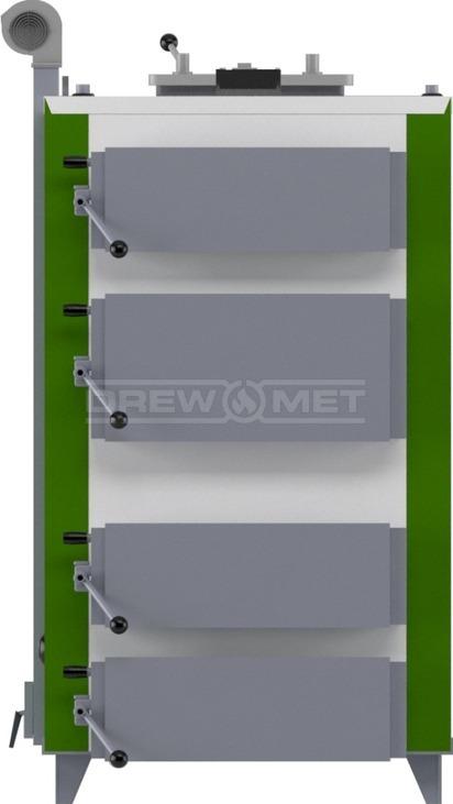 Твердопаливний котел Drewmet MJ-5 125 кВт. Фото 3