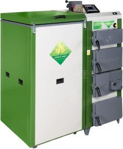 Твердопаливний котел Drewmet Biotec 28 кВт