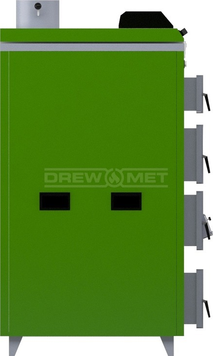 Твердотопливный котел Drewmet Biotec 35 кВт. Фото 3