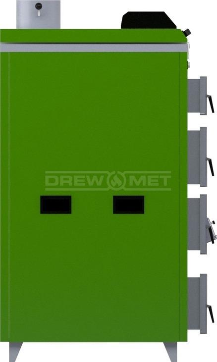 Твердотопливный котел Drewmet Biotec 63 кВт. Фото 3