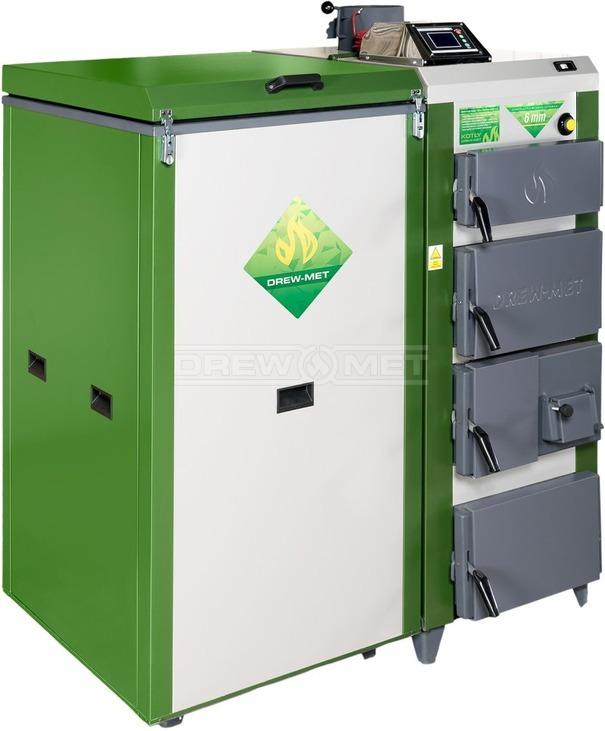 Твердотопливный котел Drewmet Biotec 85 кВт
