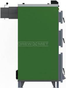 Твердотопливный котел Drewmet Biotec Kompakt 12 кВт. Фото 3