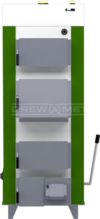 Твердопаливний котел Drewmet MJ-1 28 кВт. Фото 3